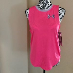 Under Armour tank top. Youth size XL